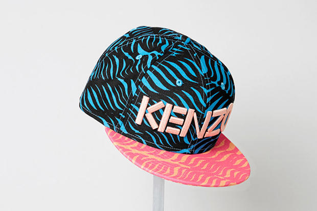 KENZO and New Era present their Spring Summer 2014 collection of  collaborative caps. Inspired by d3be05a495b