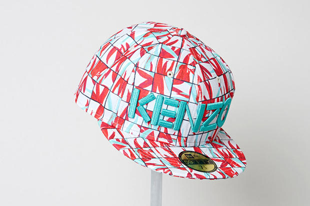 78fe9b98249 KENZO x New Era 2014 Spring Collection