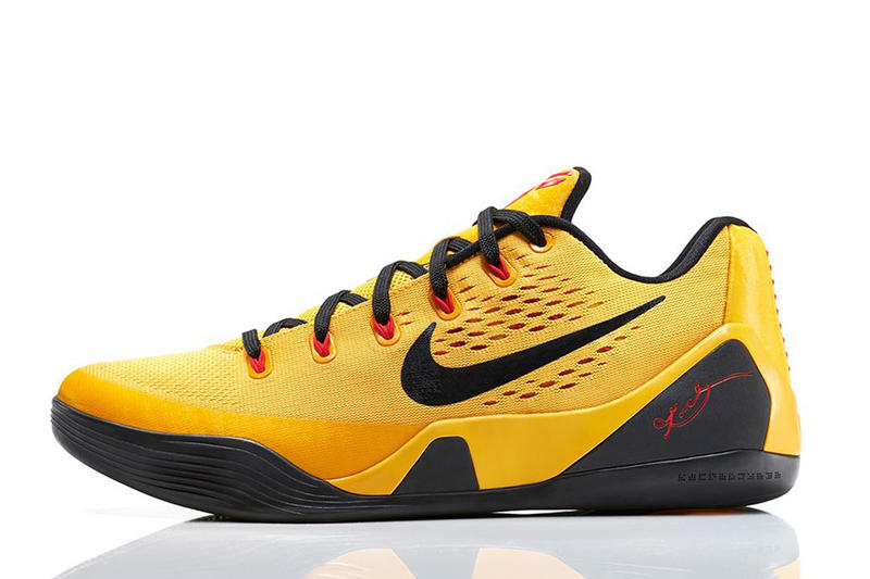 cdfe19f4d9d1 Nike has officially revealed the upcoming low-top version of Kobe Bryant s  ninth signature shoe.