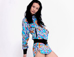 Marcelo Burlon 2014 Spring/Summer Women's Video Lookbook