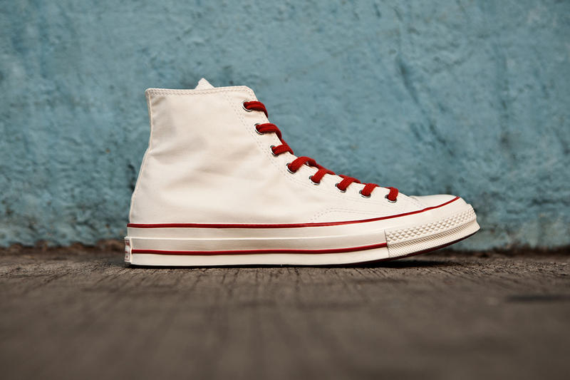 b3bab2c576d6db Nigel Cabourn and Converse First String have teamed up to create this 1970s Chuck  Taylor All Star