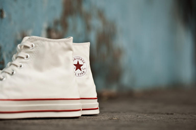 e4285a76f562 Nigel Cabourn x Converse First String 1970s Chuck Taylor All Star Hi ...