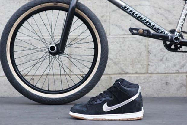 online store 40b67 9e16d Nigel Sylvester x Nike SB Dunk High