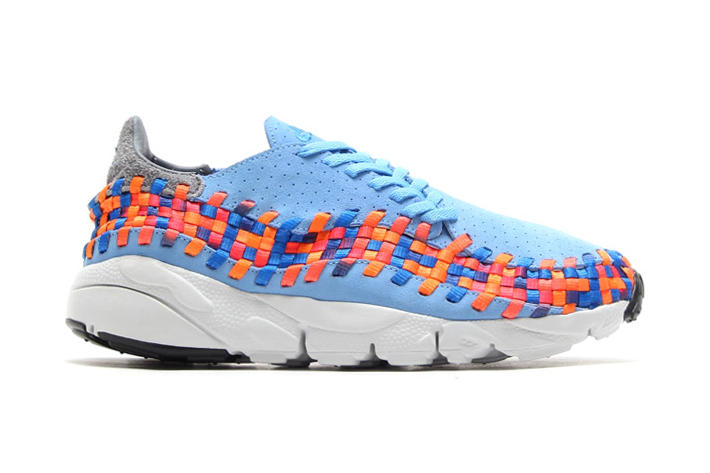 huge discount a2d22 b7aac Adding to this year s upcoming spring summer Nike Air Footscape Woven Motion  releases is a