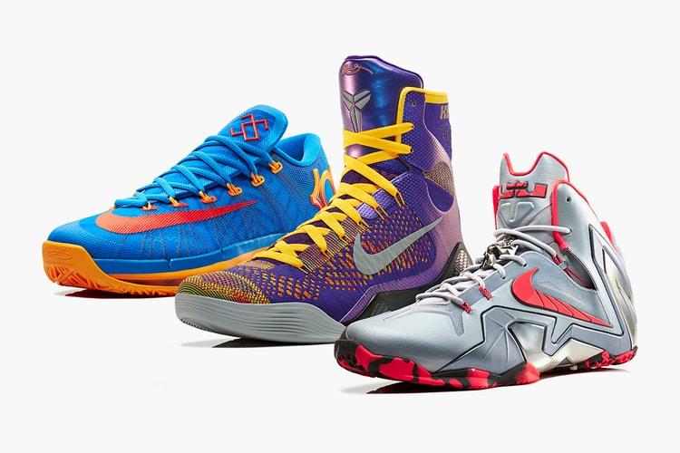 brand new 8cca9 02d3e Nike Basketball 2014 Elite Series Team Collection