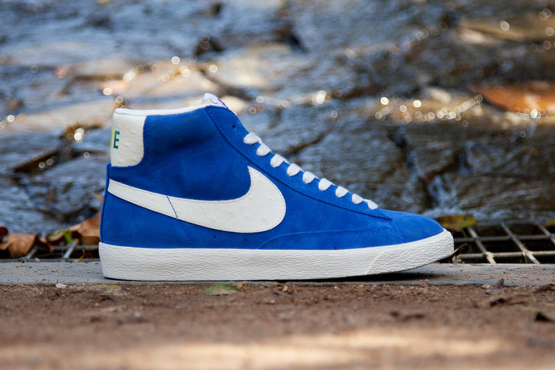 best loved e0795 9cfc1 A staple from Nike s vast range, the Blazer, is back in a set of bright  spring colorways for this