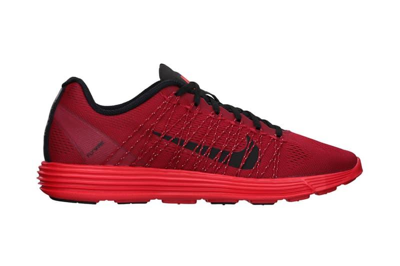 newest dbb35 a7bd3 Nike Lunar Racer+ 3 Gym Red Black
