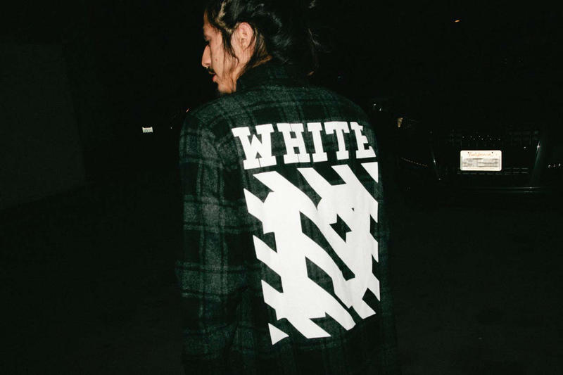 "Off-White™ c/o VIRGIL ABLOH 2014 Spring/Summer ""OFF WHITE OFF WHITE OFF WHITE"" Editorial by Union"