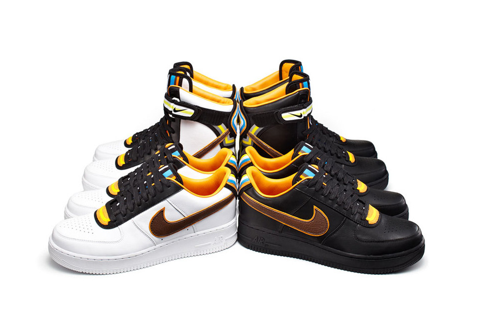save off 73fa6 027fc Riccardo Tisci Breaks Down the Nike + R.T. Air Force 1 Collection