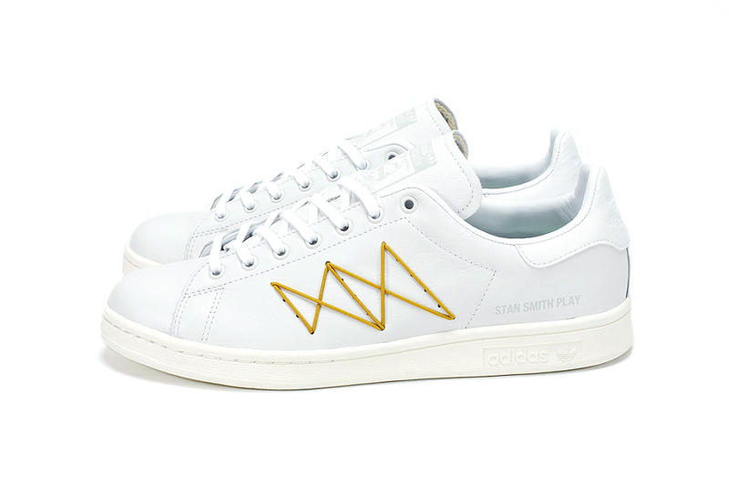 the best attitude 1c389 7614a Adding to the list of collaborations for this year s re-release of the Stan  Smith, adidas