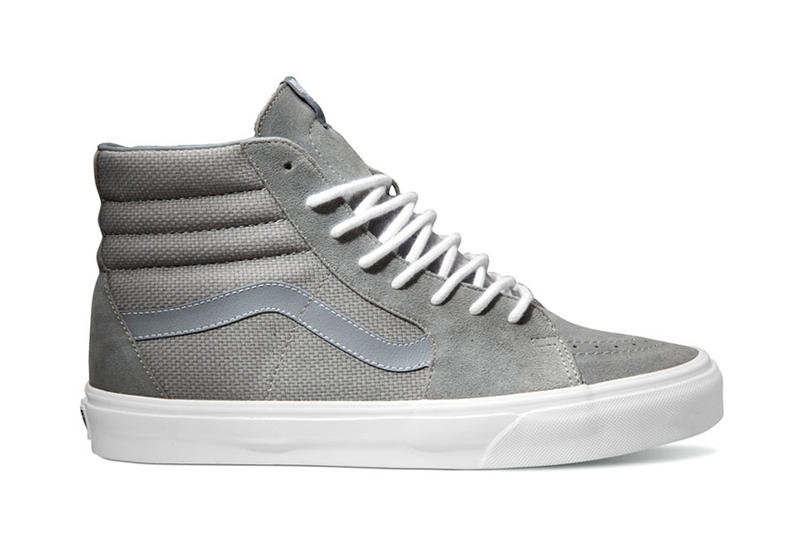 Hemp graces a trio of classic Vans silhouettes this spring as the Sk8-Hi f7eaff4a05