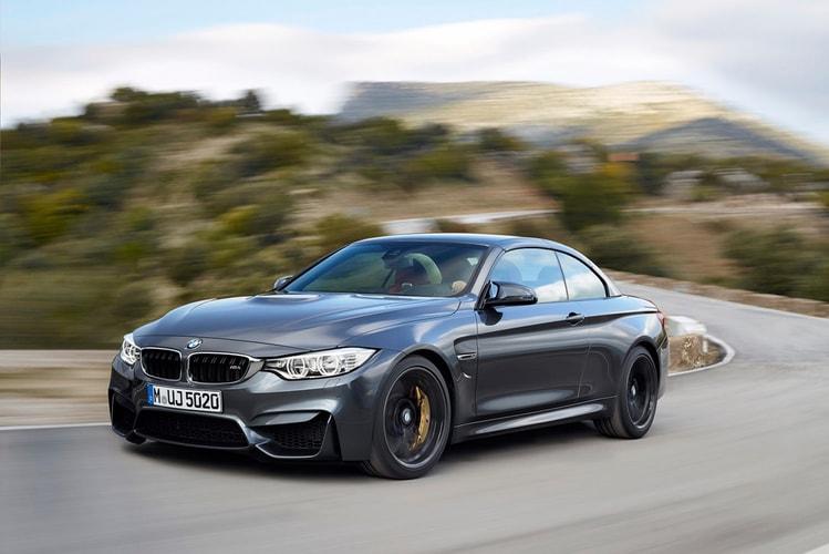 new styles fd13b 4996c 2015 BMW M4 Convertible