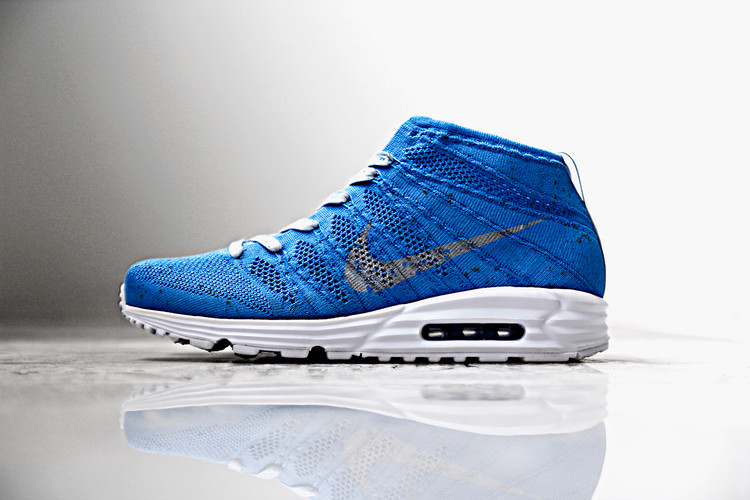 5952ca7ae115 A Closer Look at the Nike Lunarmax Flyknit Chukka SP