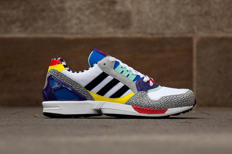 wholesale dealer 245d7 f72da adidas Originals has got a new pack of ZX models inspired by the work of  Italian design and