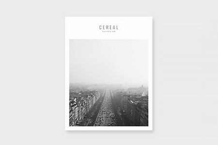 Cereal Magazine Volume 5