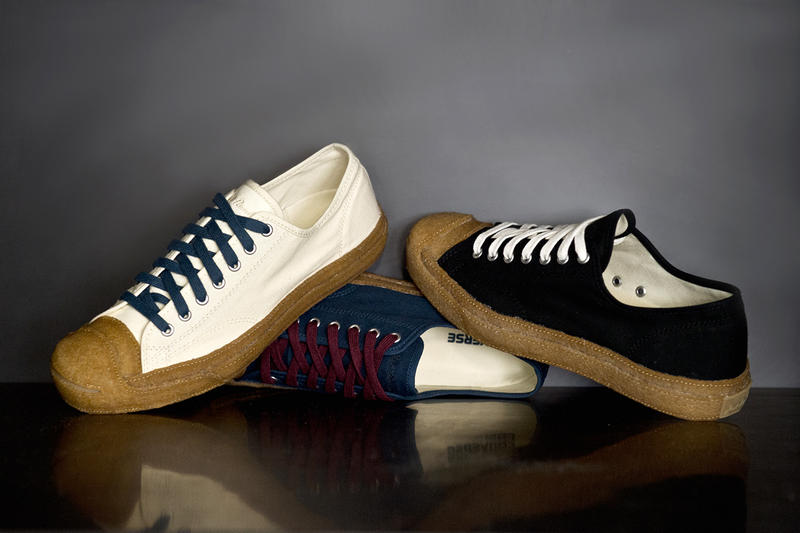 fae9d344d760e0 Converse 2014 Summer Premium Jack Purcell Crepe Collection. Bucking the  trends of vibrant offerings this summer