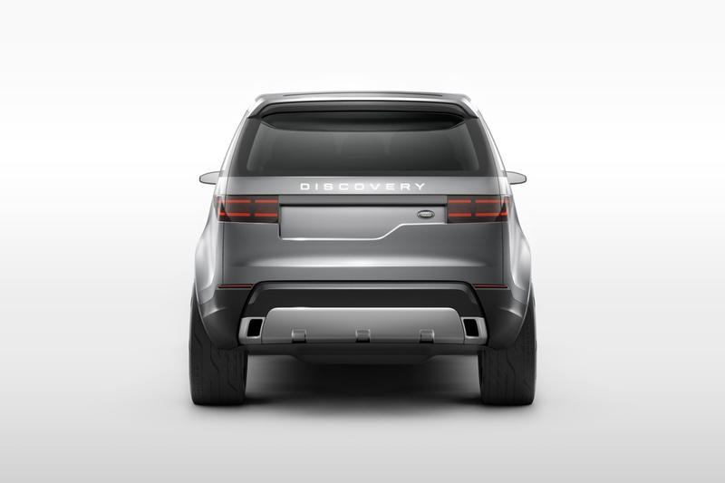 Land Rover Discovery 5 Concept ✓ Land Rover Car
