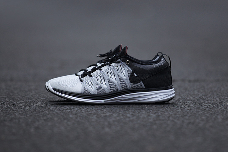 "best sneakers c4d28 5289f Nike Flyknit Lunar 2 LUX ""V"" - AFEW Charity Auction Edition"