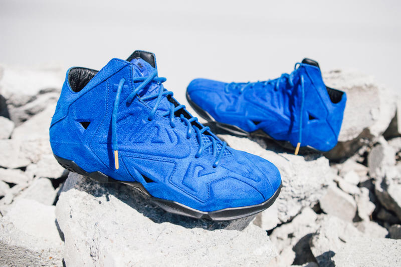 on sale 8e244 4e20a Nike LeBron 11 EXT