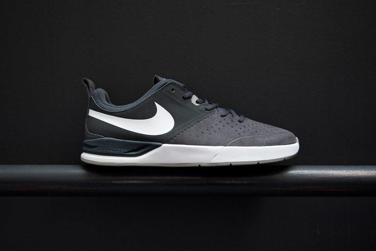 huge discount 0ed22 8d639 Nike SB Project BA Anthracite White