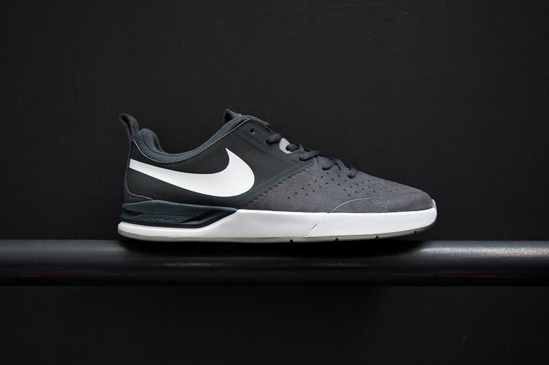 Nike SB Project BA Anthracite/White