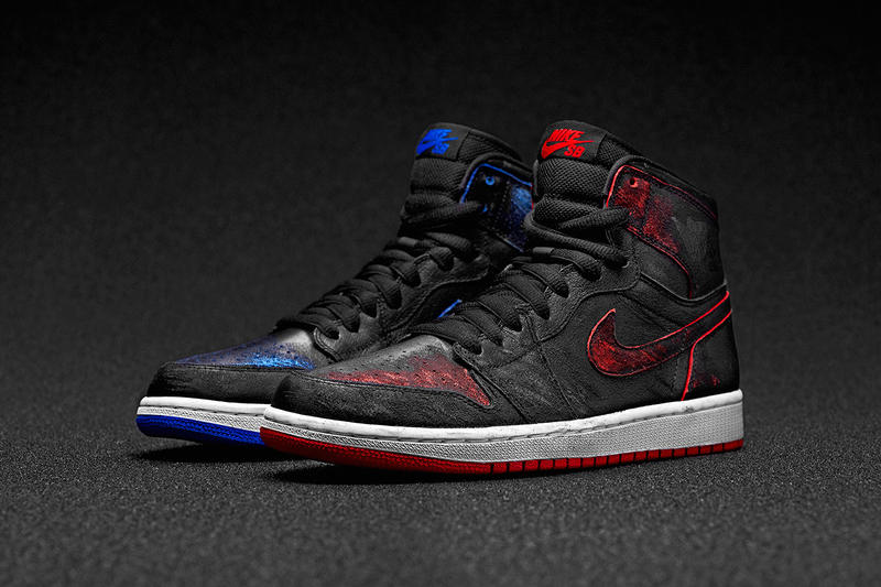finest selection 7f9c9 e203f Nike SB x Air Jordan 1 by Lance Mountain. The second installment in the  crossover between Nike's skateboarding and Air Jordan canons comes