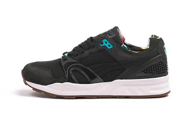 promo code b7699 87966 PUMA serves up a one-two tropical punch with its special Topicalia editions  of the Trinomic XT2+