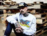 REBEL8 x Crescent 2014 Spring/Summer Collection