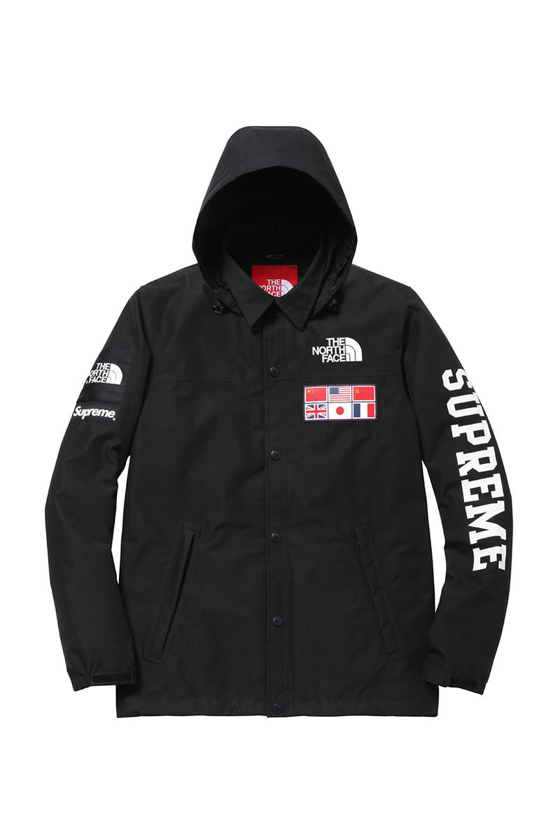 304fc09ae0 Supreme x The North Face 2014 Spring Summer Collection