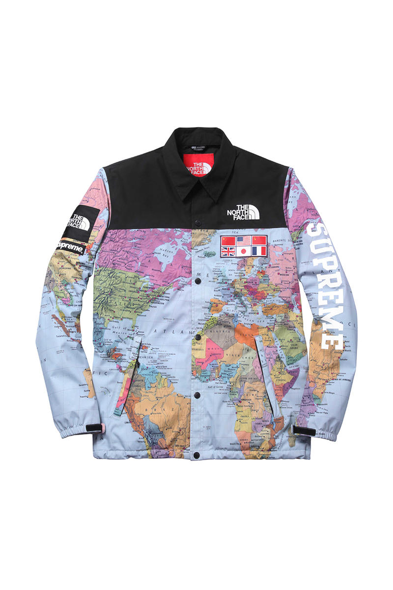 b55c94532 Supreme x The North Face 2014 Spring/Summer Collection | HYPEBEAST
