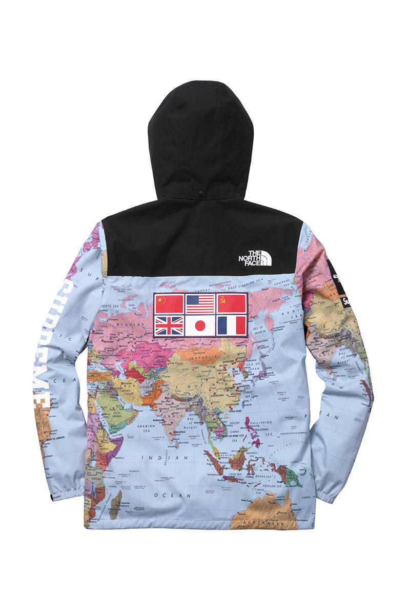 5deb2a6b6422 Supreme x The North Face 2014 Spring Summer Collection