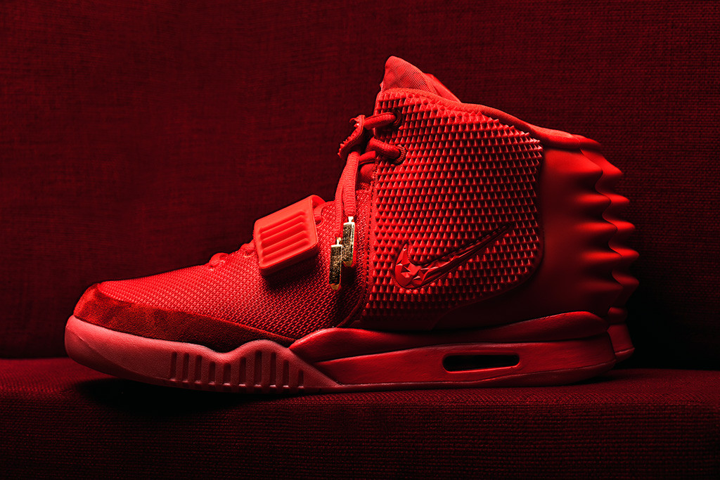 Quality of the Red Nike Air Yeezy 2