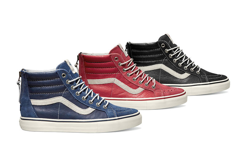"53efff711d9aa1 ... Sk8-Hi Reissue Zip LX. Following a spring issue with colors like  ""Moroccan Blue"" and ""Mocha Bisque"