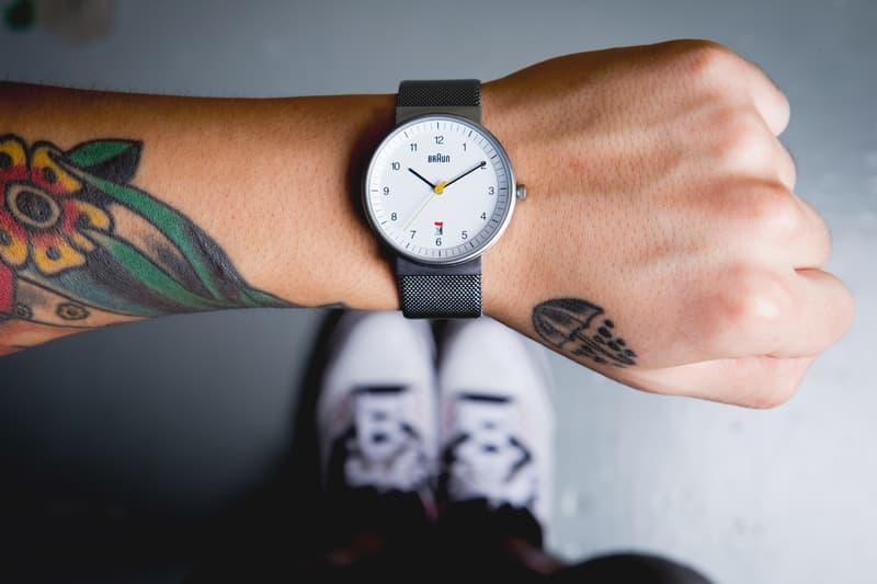 48531a2fc Braun BN00 Watch Collection | HYPEBEAST