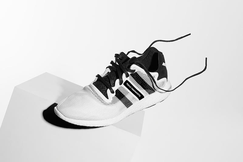 9b26faa04 A First Look at the Y-3 Yohji Boost. As adidas s recently-released Pure  Boost silhouette is supposed to represent the pinnacle of sport