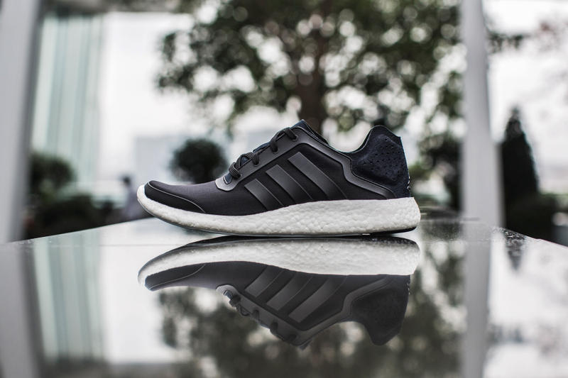 check out 990f3 057db An Exclusive Look at the adidas Pure Boost with Insight from Global  Creative Director James Carnes