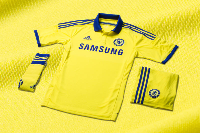 9e1dccf77 adidas Unveils Chelsea FC s New 2014 15 Away Kit