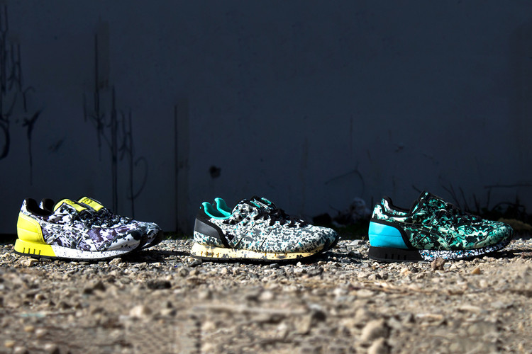 Andrea Pompilio x Onitsuka Tiger 2014 Spring Summer Footwear Collection cef1b2053f