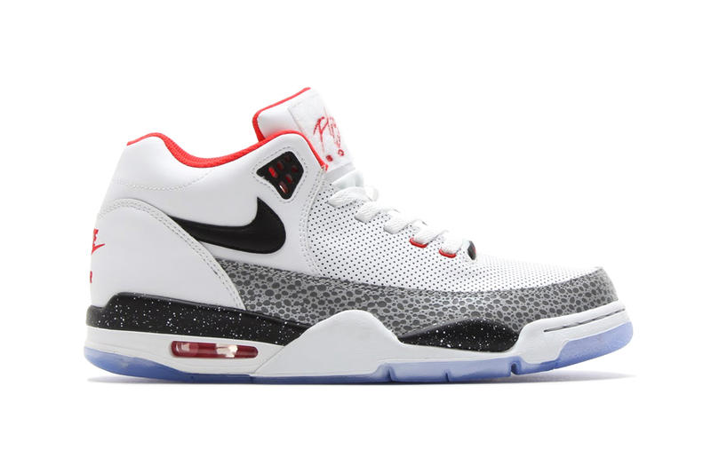 best sneakers 41d76 5803e For Summer 2014, Nike is introducing a brand new new silhouette called the Air  Flight Squad and