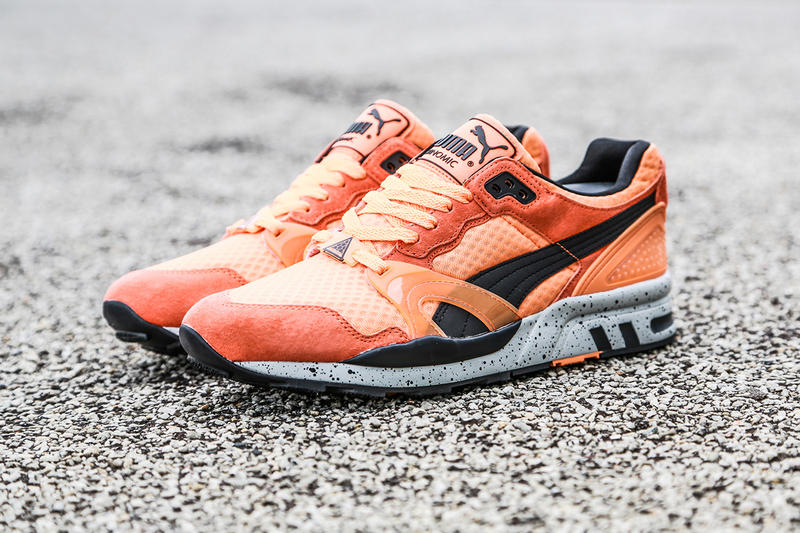 PUMA Mesh Evolution Pack II. Following the two colorways that appeared on  its Blaze of Glory silhouette last month 96471be074b6