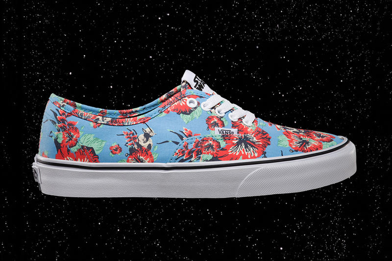 aeb173751e Star Wars x Vans Classics 2014 Spring Summer Collection