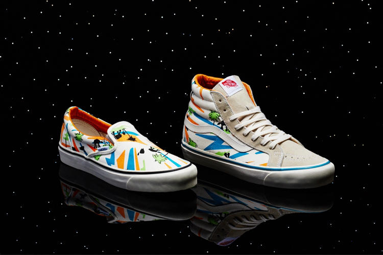 f6a48f354d4b32 Star Wars x Vans Vault 2014 Spring Summer Collection