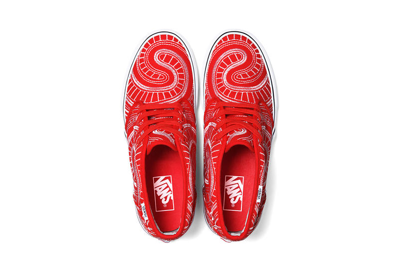 0c83d0686b Supreme x Vans 2014 Spring Summer Collection