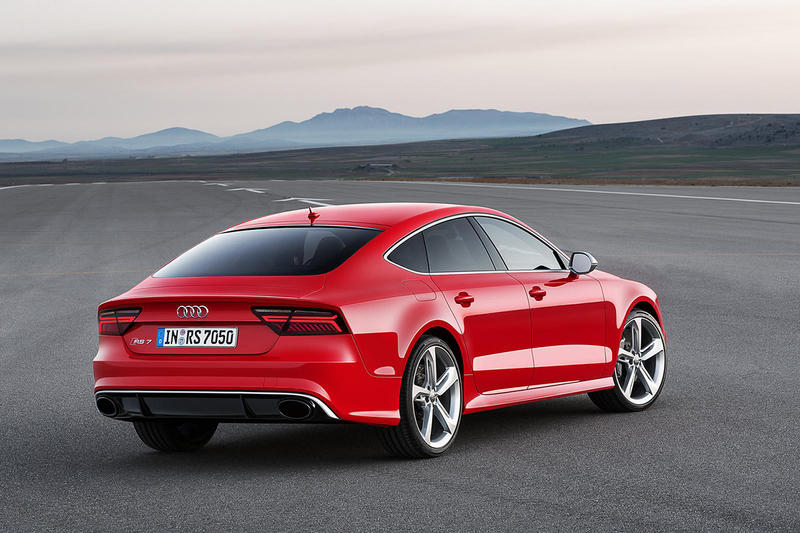 2015 Audi Rs7 Sportback Hypebeast