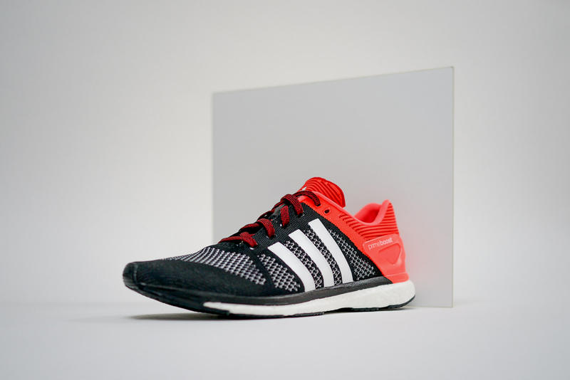 differently c768d d8875 A Closer Look at the adidas adizero Prime BOOST Black Red