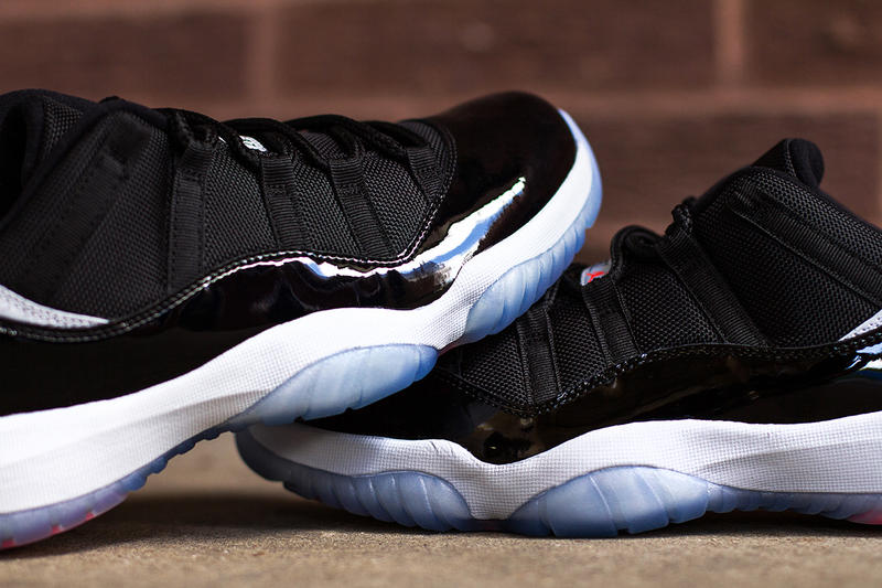 """27908b8d81d0 Set to release this coming weekend is the latest Air Jordan 11 Retro Low  colorway  the """"Infrared"""