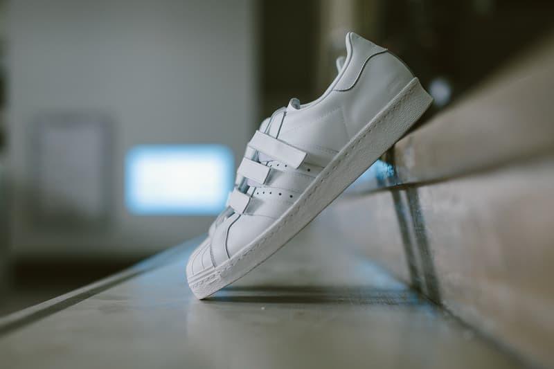 lowest price c5f63 51635 A First Look at the Juun.J x adidas Originals Superstar ...