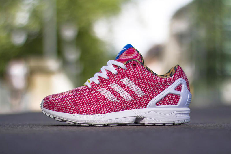 promo code b4a3f bc713 Adding to the growing collection of ZX FLUX colorways, adidas Originals  presents this Weave version