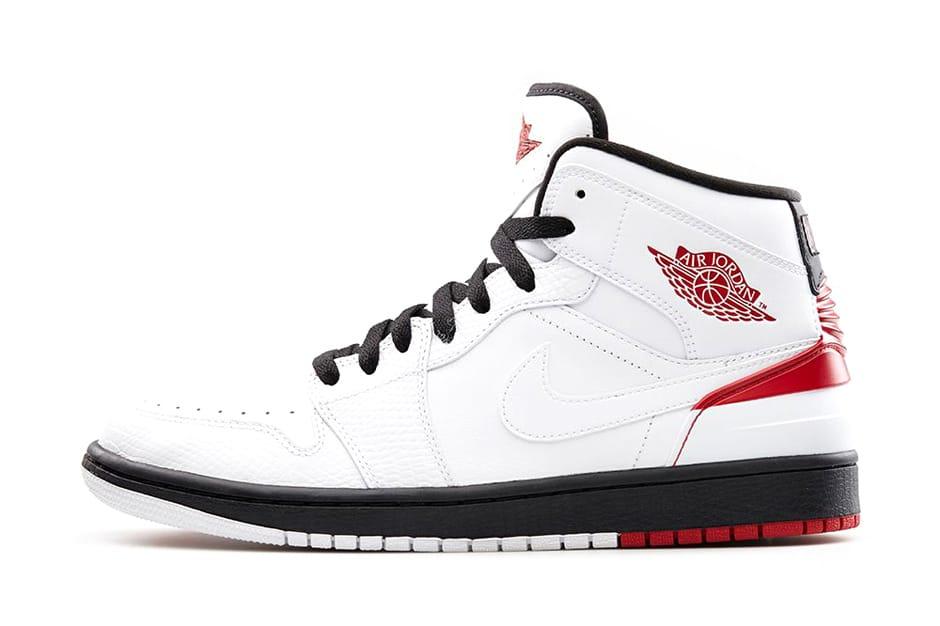 Air Jordan 1 Retro '86 White/Gym Red