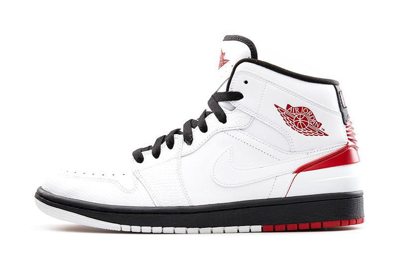 bfcfc868952d4c Air Jordan 1 Retro  86 White Gym Red-Black
